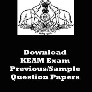 KEAM Question Papers